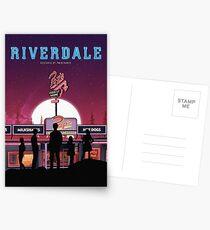Riverdale , Netflix Postcards