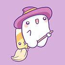 «Spooky el fantasma» de komorebistars