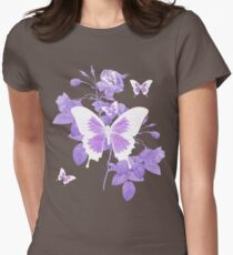 Butterfies 02 Women's Fitted T-Shirt