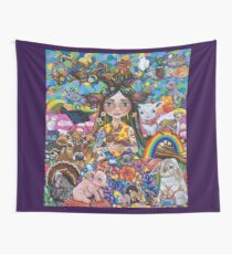 The Protector Wall Tapestry