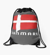 Football Sport Denmark Mission Champion Drawstring Bag
