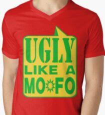 UGLY MOFO Men's V-Neck T-Shirt