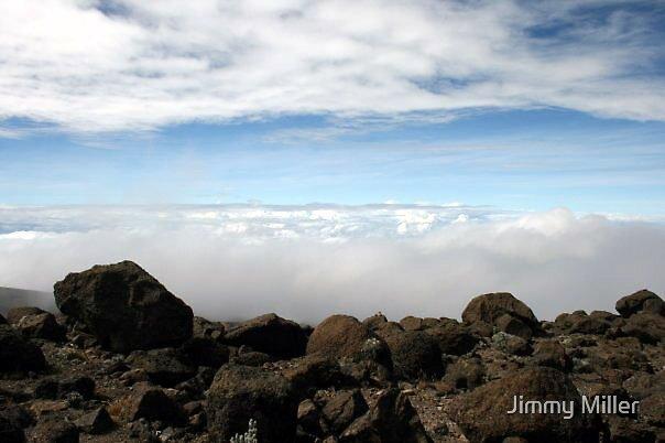 Between two skies by Jimmy Miller