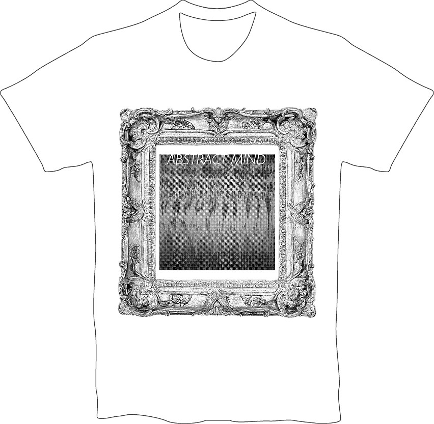 abstract mind T shirt by Poorich