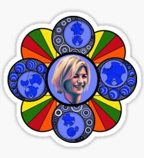 Jodie Whittaker is the Doctor Sticker