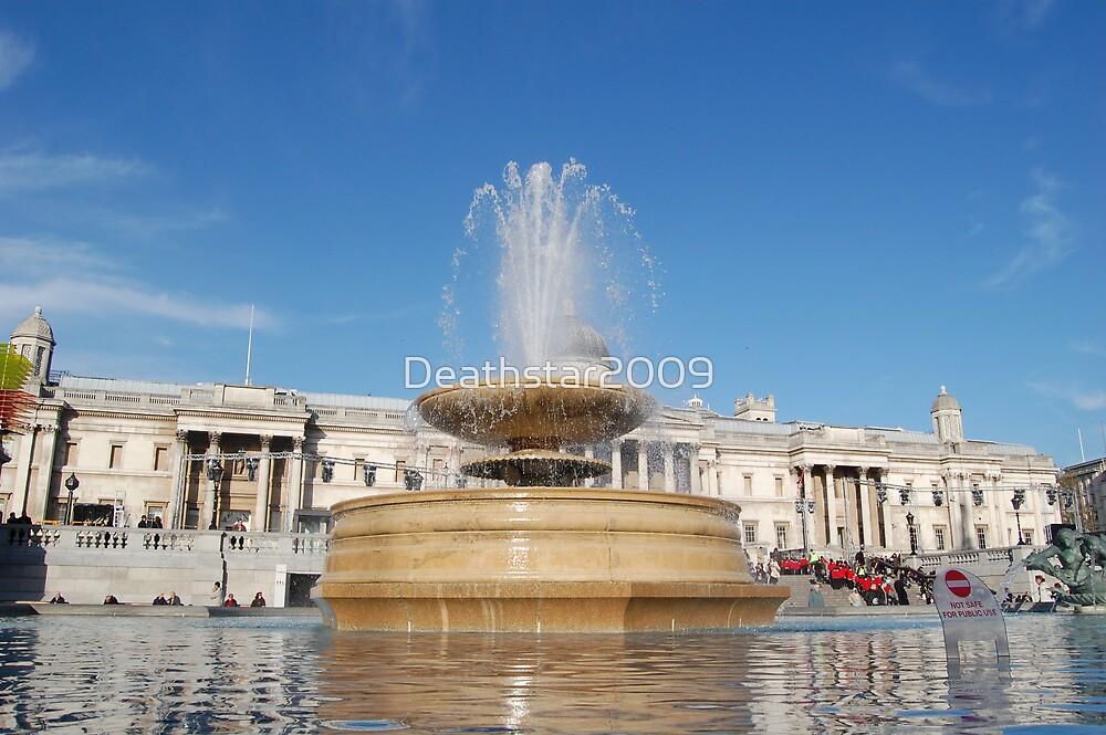 Trafalgar square by Deathstar2009