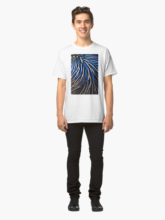 Alternate view of Swirl Classic T-Shirt