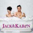 Jack & Karen by solo131313