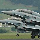Eurofighter by giuseppe maffioli