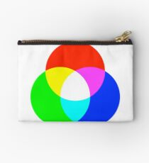 Red Green Blue Studio Pouch