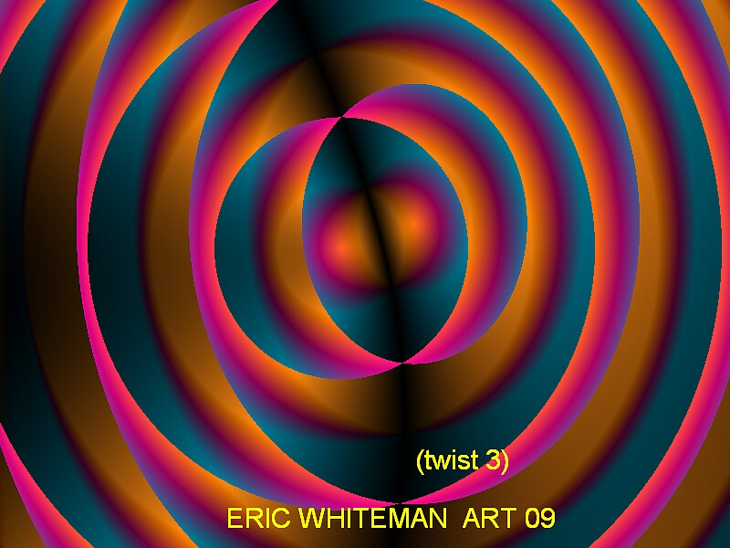 ( TWIST 3 ) ERIC WHIITEMAN  by ericwhiteman