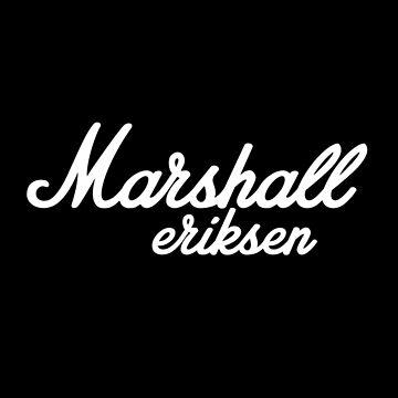 "Marshall Ericksen ""How I met your mother?"" by Gustavinlavin"