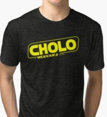 CHOLO: A Mexican's Story Tri-blend T-Shirt