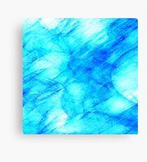 Blue Cristal by FreddiJr Canvas Print