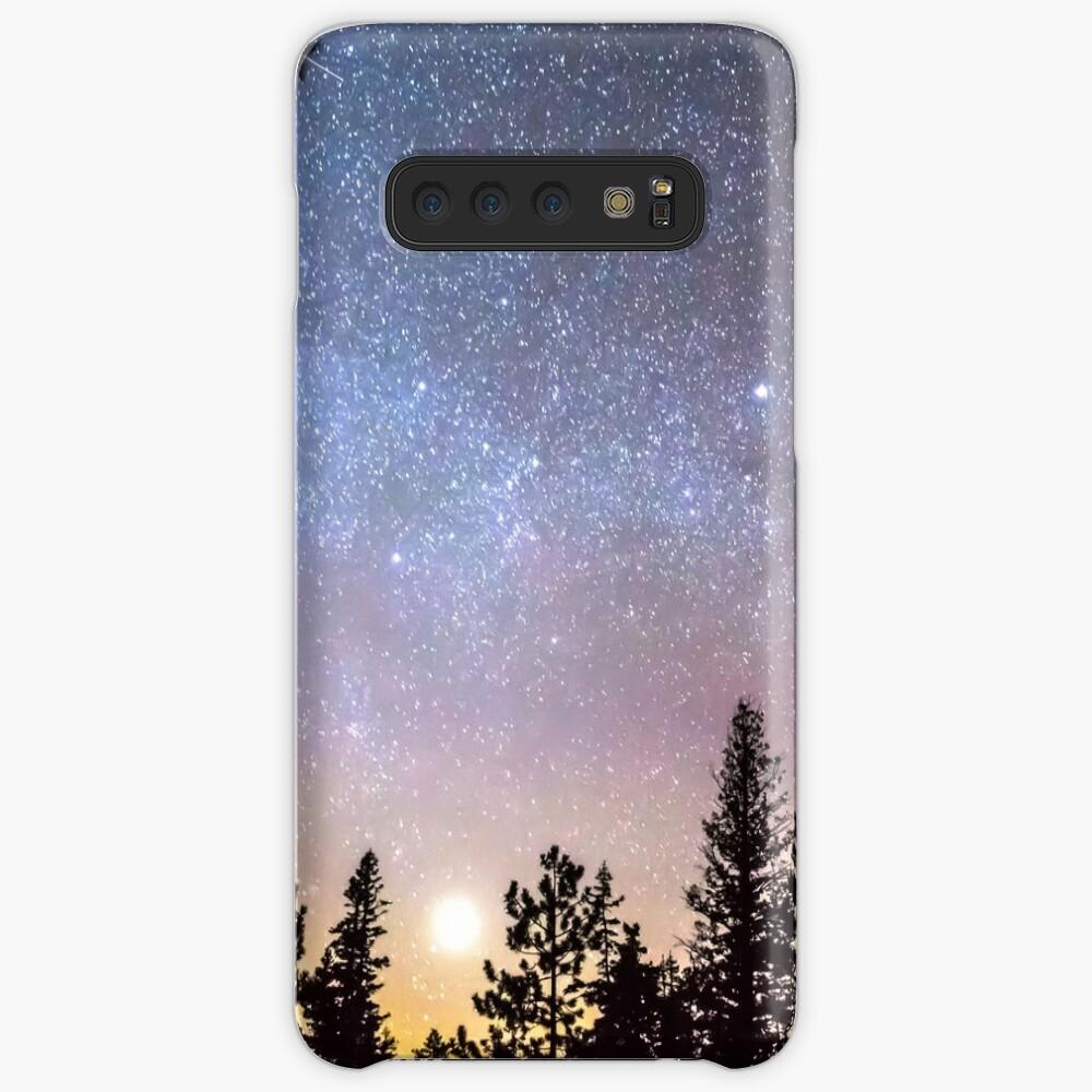Star Light Star Bright Samsung Galaxy Snap Case