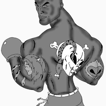 boxer by mauriciotacna