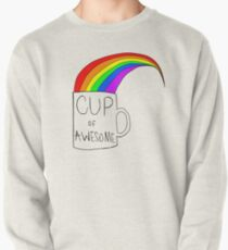 Cup Of Awesome Pullover