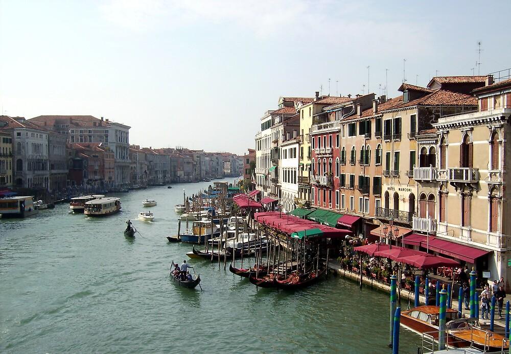 VENEZIA, CANAL GRANDE by giuseppe maffioli