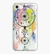 Watercolor Tumblr Dreamcatcher iPhone Case/Skin