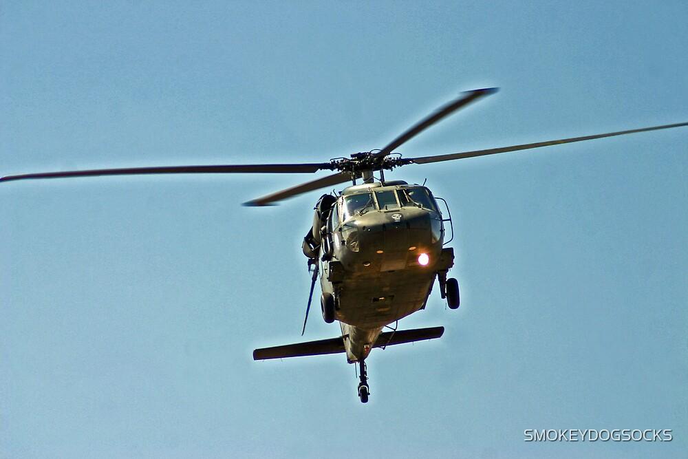 HELICOPTER FLYOVER by SMOKEYDOGSOCKS