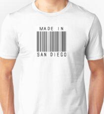 Made in San Diego Unisex T-Shirt