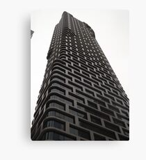 Modern Architecture, Midtown West, New York City Canvas Print