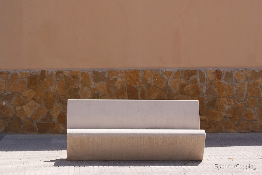 Concrete Seat by SpencerCopping