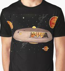 JUPITER 2 DEEP SPACE Graphic T-Shirt