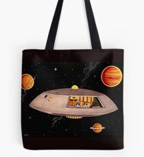JUPITER 2 DEEP SPACE Tote Bag