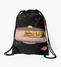 JUPITER 2 DEEP SPACE Drawstring Bag