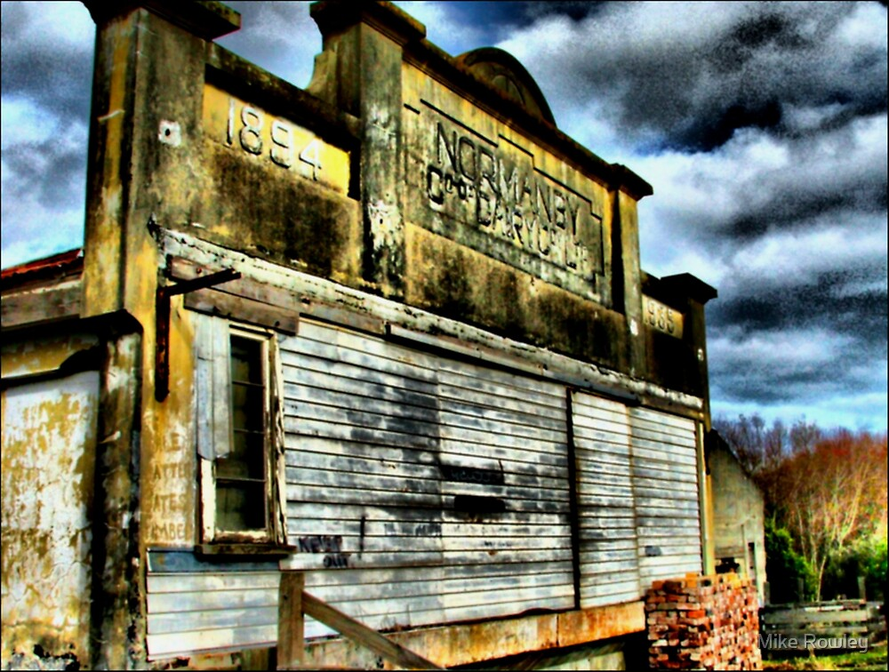 1894 HDR by Mike Rowley