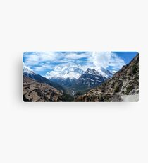 Nepal Himalayas Canvas Print