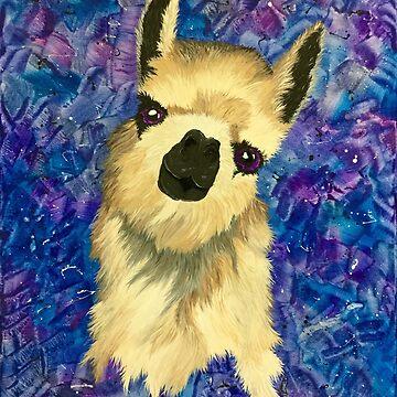 Llama Drama by Alinton12