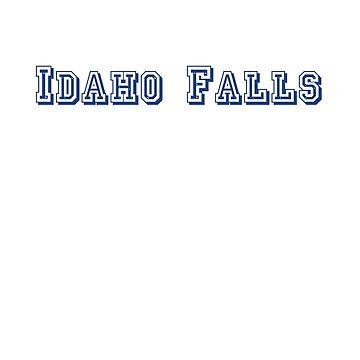 Idaho Falls by CreativeTs