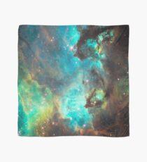 Grüne Galaxie Tuch