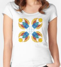 Scarab Women's Fitted Scoop T-Shirt