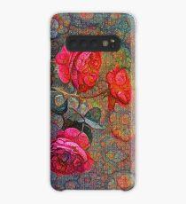 Roses #DeepDreamed Case/Skin for Samsung Galaxy