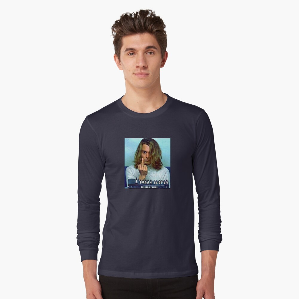 Caught Long Sleeve T-Shirt