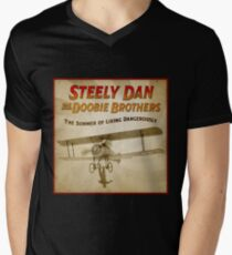 DAN DOOBIE ROESMAN STEELY TOUR BROTHERS THE 2018 Men's V-Neck T-Shirt
