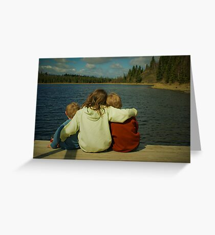 Special Friends Greeting Card