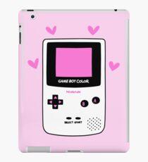 gameboy color iPad Case/Skin