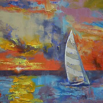 Sailboat by michaelcreese