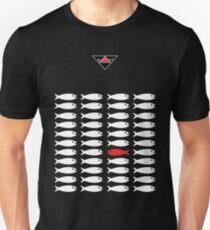 Swim Upstream Slim Fit T-Shirt