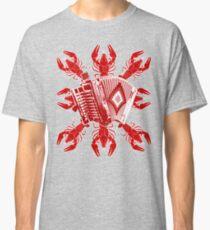 Cajun Music And Crawfish Classic T-Shirt