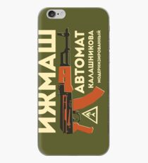 AK-47 (Green) iPhone-Hülle & Cover