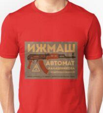 AK-47 (Grey) T-Shirt