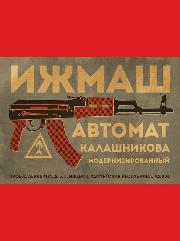 AK-47 (Grey) by daviz