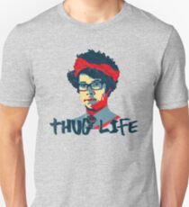 IT Crowd Inspired - Thug Life Moss - Nerd Humor - Flippin Awesome Moss - Television - British Sitcoms Unisex T-Shirt