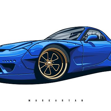 RX7 by OlegMarkaryan