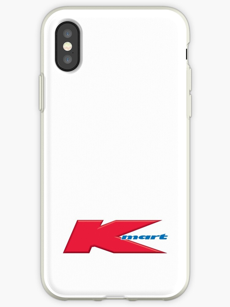 huge selection of b3e0d d6f1f 'kmart' iPhone Case by Hliounakis & Co